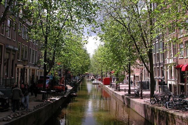 město Amstrdam