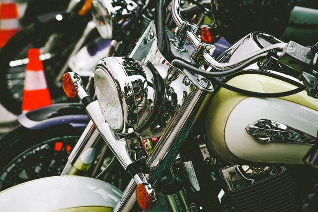 detail motorky