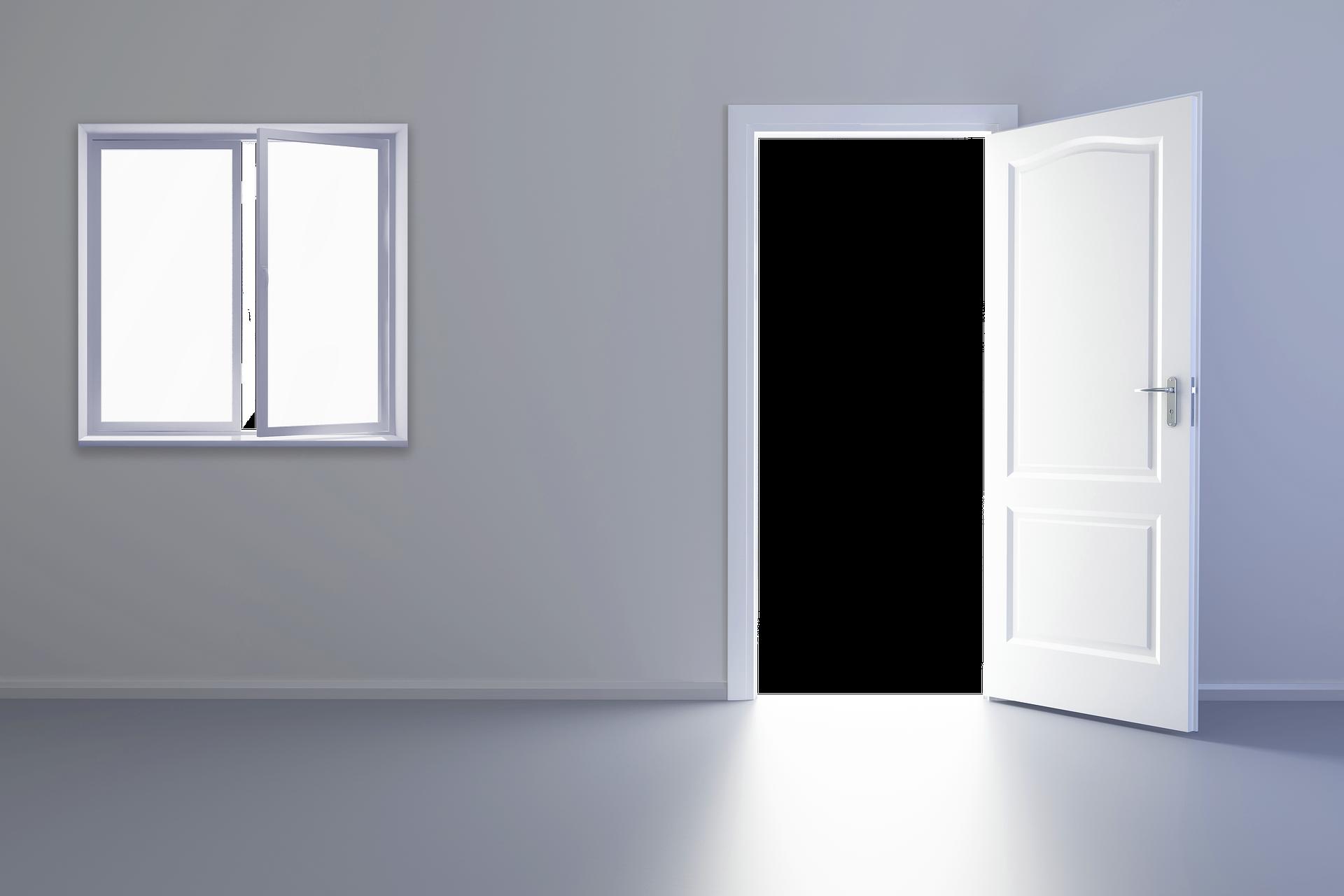 miestnosť dvere